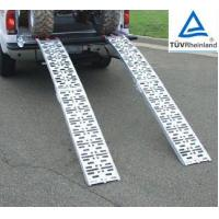 Buy cheap Solid surface folding aluminium loading ramp from wholesalers