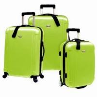 Best Luggage 3Pc Lightweight Hard-Shell Rolling Travel Collection wholesale