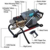 Buy cheap Water Jet Cleaning Machine from wholesalers