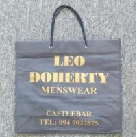 Suit Covers B1-21 Non-woven shopping bags