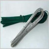 Wholesale Zinc Coated Electro-Galvanized Iron Wire SAE1006 / SAE1008 U Type Wire from china suppliers