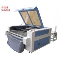 Buy cheap Double Head Auto Feeding Laser Cutting Machine from wholesalers