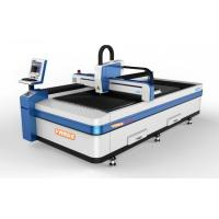 Buy cheap Laser Metal Cutting Machine Fiber laser cutting machine from wholesalers