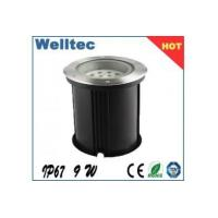 Buy cheap lowest price in china,led light 9w led underground light from wholesalers
