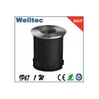 Buy cheap Led underground light 1w IP67 buying online in china from wholesalers
