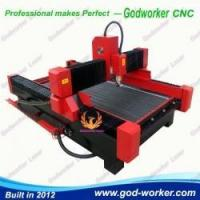 Buy cheap GW-1325 stone cnc router machine / marble carving machine for sale from wholesalers