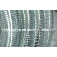 Wholesale PVC Hose PVC Steel Wire Reinforced Hose from china suppliers
