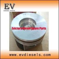 Wholesale Yanmar excavator engine 4TNE87 piston kit from china suppliers