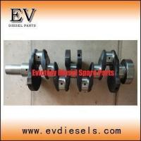 Wholesale Yanmar 4TNE88 4D84-3 crankshaft from china suppliers