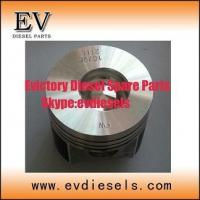 Wholesale Kubota V2403 piston set for harvester from china suppliers