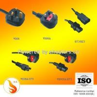 Wholesale UK- BS Power Cords from china suppliers