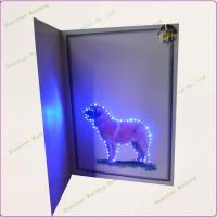 Wholesale Flashing LED Melody Greeting Card with Photo from china suppliers