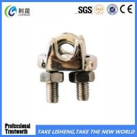 Wholesale U.S.TYPE DROP FORGED WIRE ROPE CLIP from china suppliers