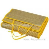 Wholesale Rolling Straw Beach Mat china suppliers from china suppliers