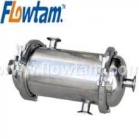 Wholesale Sanitary Pipe heat exchanger from china suppliers