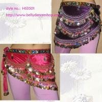 Buy cheap belly dance hip scarf from wholesalers