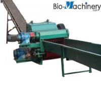 Buy cheap Wood chipper Wood chipper with conveyor from wholesalers