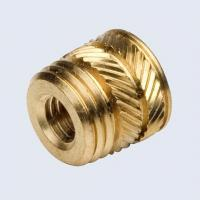Wholesale Lathe Machining Brass Knurled Nut Bolt from china suppliers