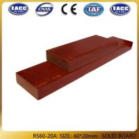 Wholesale 60*20mm WPC Solid Board from china suppliers