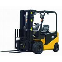 Wholesale J Series 1.8ton-2.5ton Four Wheel Electric Forklift from china suppliers