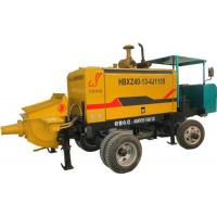 Wholesale Diesel walking concrete pump from china suppliers