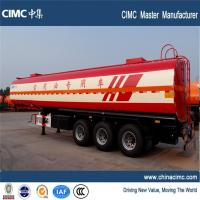 cooking oil transport trailer
