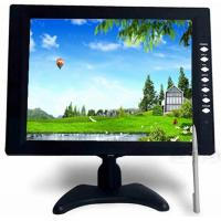 Buy cheap 12 Inch LCD touch screen Monitor with RCA from wholesalers