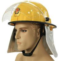 Wholesale Yellow Firefighting Helmet from china suppliers