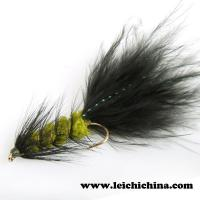 Wholesale Streamer fly Woolly Bugger from china suppliers