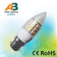 Buy cheap Candle LED Bulb / AR111 B22 Candle-24S from wholesalers