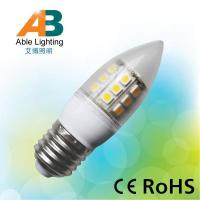 Buy cheap Candle LED Bulb / AR111 E27 Candle-24S from wholesalers