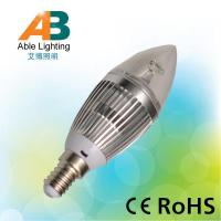 Buy cheap Candle LED Bulb / AR111 Candle 4*1W from wholesalers