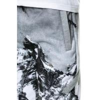 Wholesale custom moutain sublimation print jogger sweatpants from china suppliers
