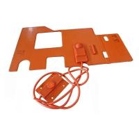 Wholesale Custom Silicone Rubber Hot Pad 12V Manufacturer from china suppliers