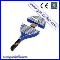 Wholesale Tennis racket usb flash drive from china suppliers