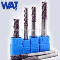Best TiAlN Tungsten Carbide Milling Cutters wholesale