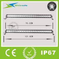 Wholesale 37.5 inch 200w CREE led light bar for mining truck 14000 Lumens WI9018-200 from china suppliers