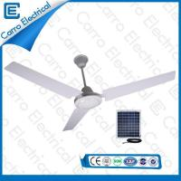 Wholesale Remote control 12V 56inch dc decorative ceiling fan ADC-12V56E from china suppliers