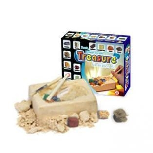 Quality Treasure-Rock,Mineral & Crystal dig kit for sale