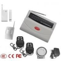 Wholesale 8 zones wireless PSTN alarm with keyboard from china suppliers
