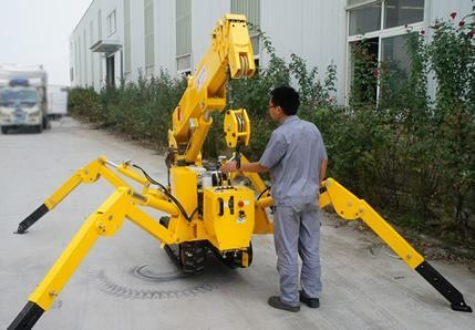 Quality KB1.0 mini crawler crane for sale