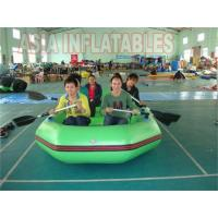 Wholesale 6 Person Green Inflatable Rafting Boat from china suppliers