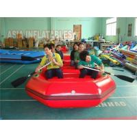Wholesale 6 Person Red Inflatable Rafting Boat from china suppliers
