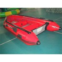 Wholesale Aluminum Floor Inflatable Fishing Boat from china suppliers