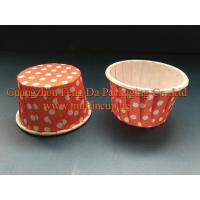 Wholesale Red Polka Dots Baking Cup from china suppliers