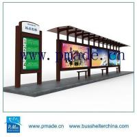 Wholesale Customized Bus Shelter-Street Furniture Bus Shelter-Advertising Bus Shelter from china suppliers