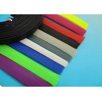 Best Braided monofilament PET expandable Sleeving wholesale