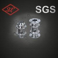 Wholesale Sanitary Stainless Steel Flange Sight Glass from china suppliers