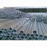 Buy cheap Roadsky Highway Guardrail Galvanized Round Post from wholesalers