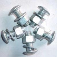 Buy cheap Roadsky Galvanized Guardrail Bolts and Nuts from wholesalers